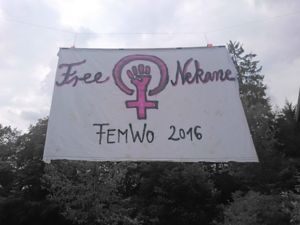 free Nekane!